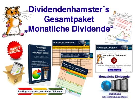 Dividenden-Ebook-Paket