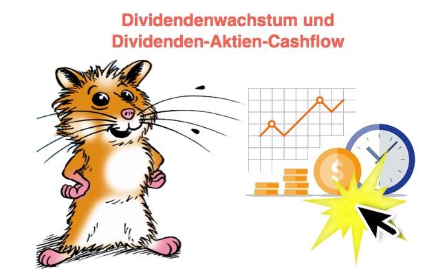 Dividenden Aktien Dividendenwachstum