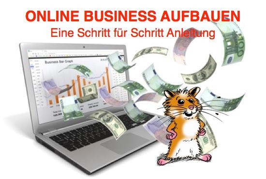 ONLINE BUSINESS AUFBAUEN - DIVIDENDENHAMSTER