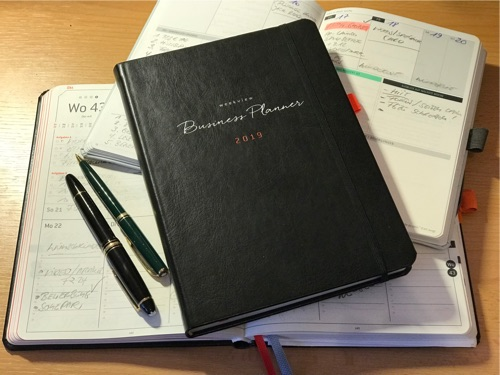 Business Kalender