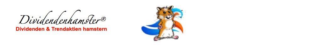 Dividenden-und Trendaktien hamstern - Dividendenhamster